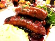 Spicy Beef Sausages