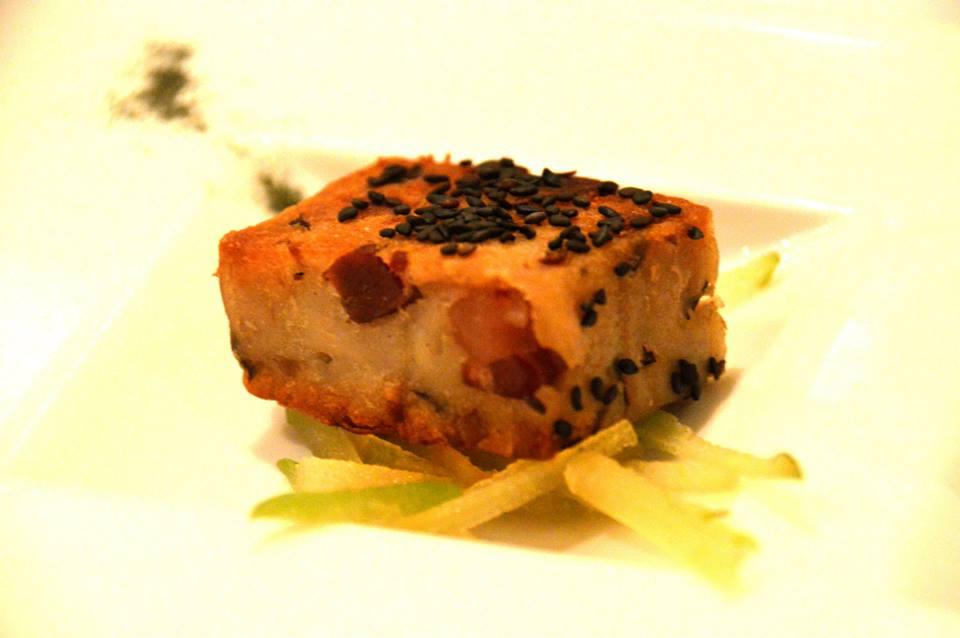 Black Sesame Taro