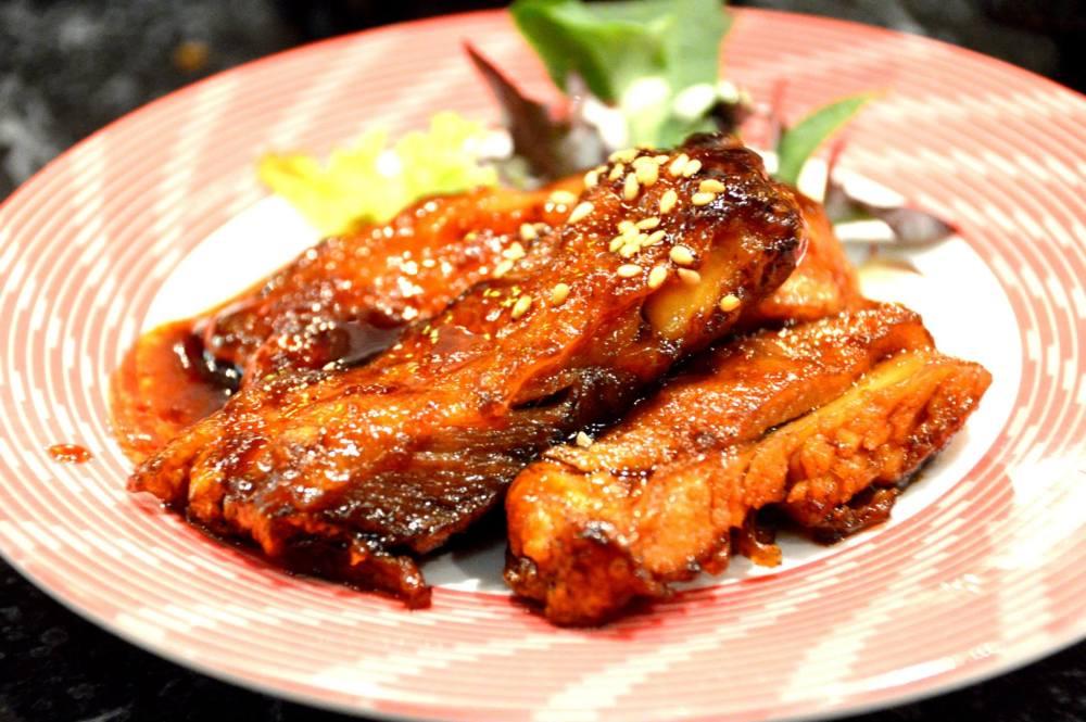 Takoyaki Chicken