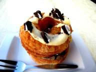 Cookies and Cream Cronut