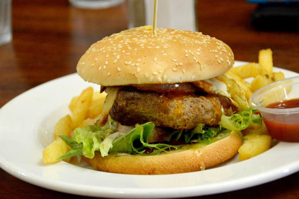 Arms Hahn Burger