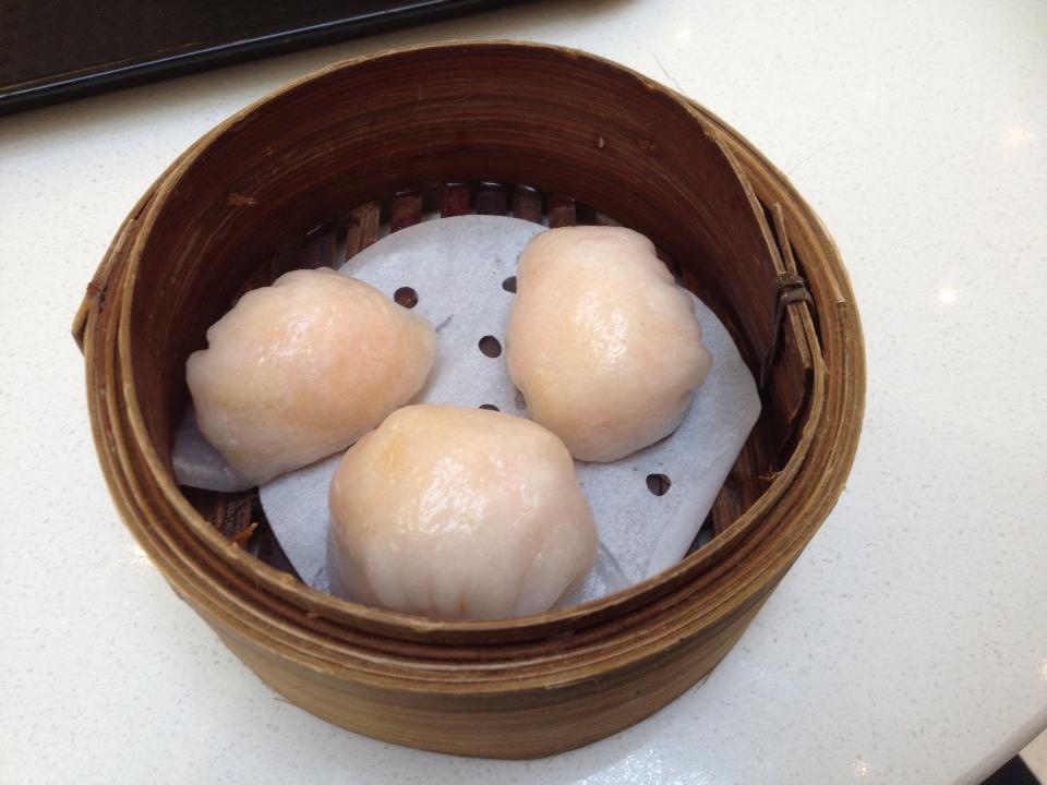 King Prawn Dumplings