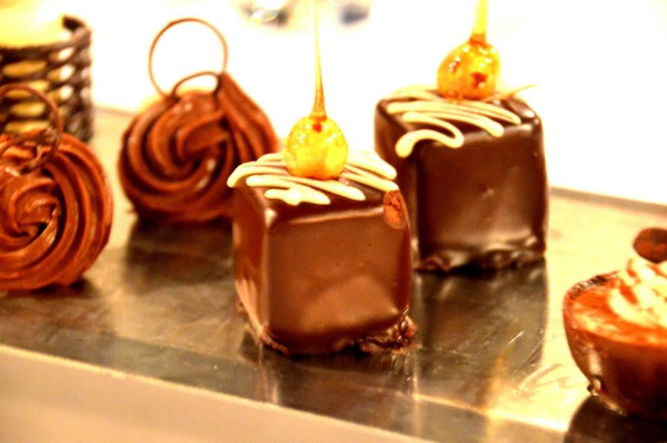Hazelnut Chocolate Palet