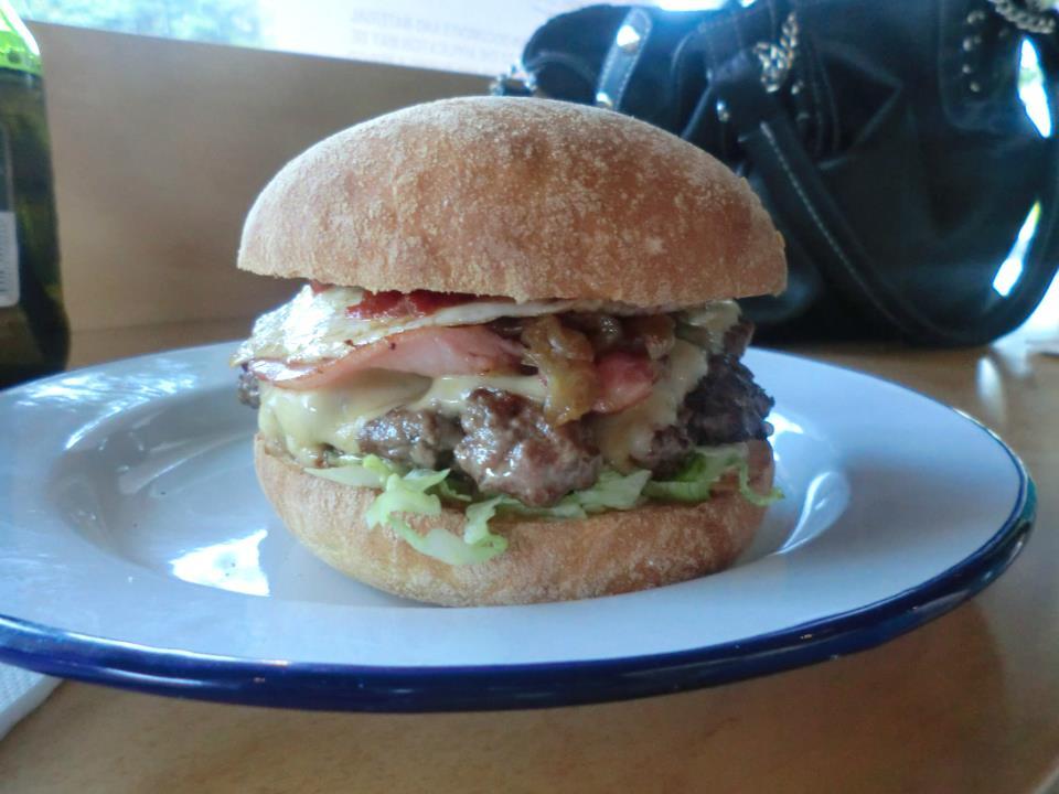 Trucker Burger