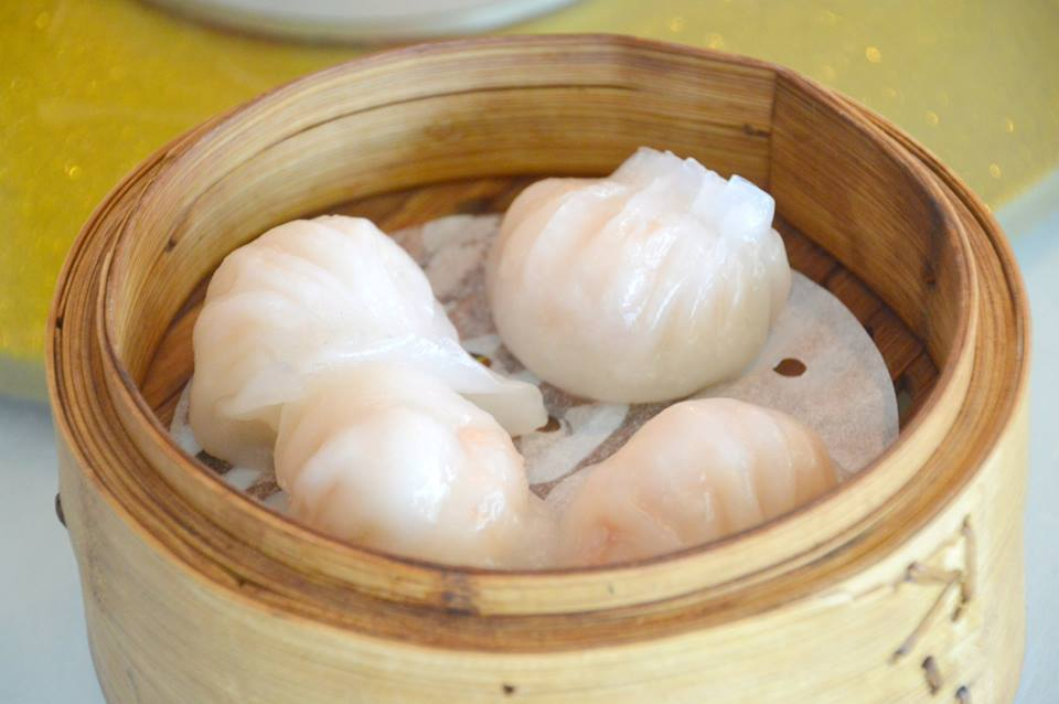 King Prawn Dumplings