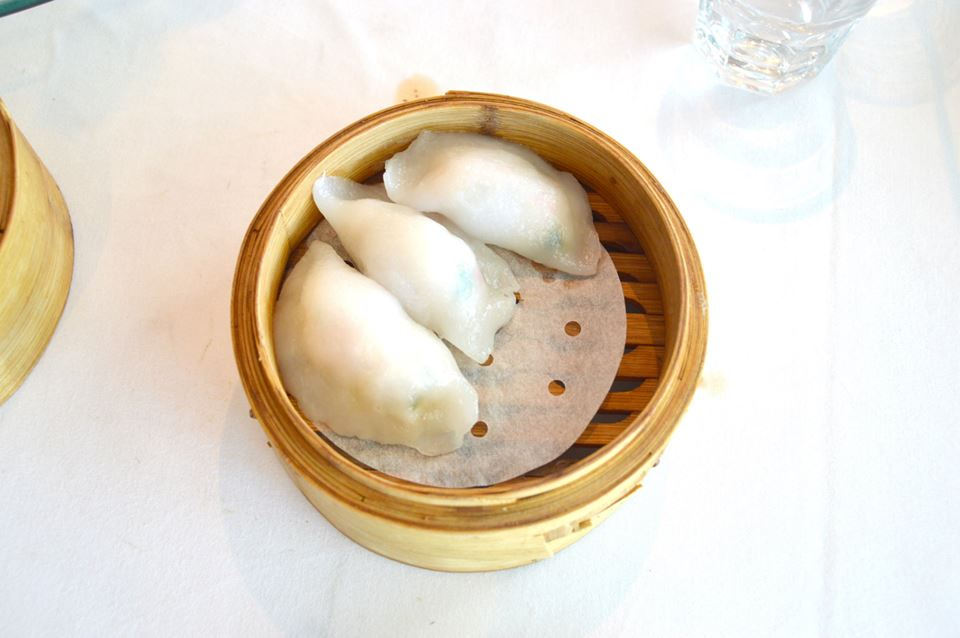 Peanut Combination Dumpling