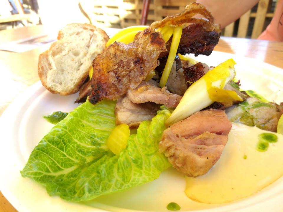 Pork Tasting Plate