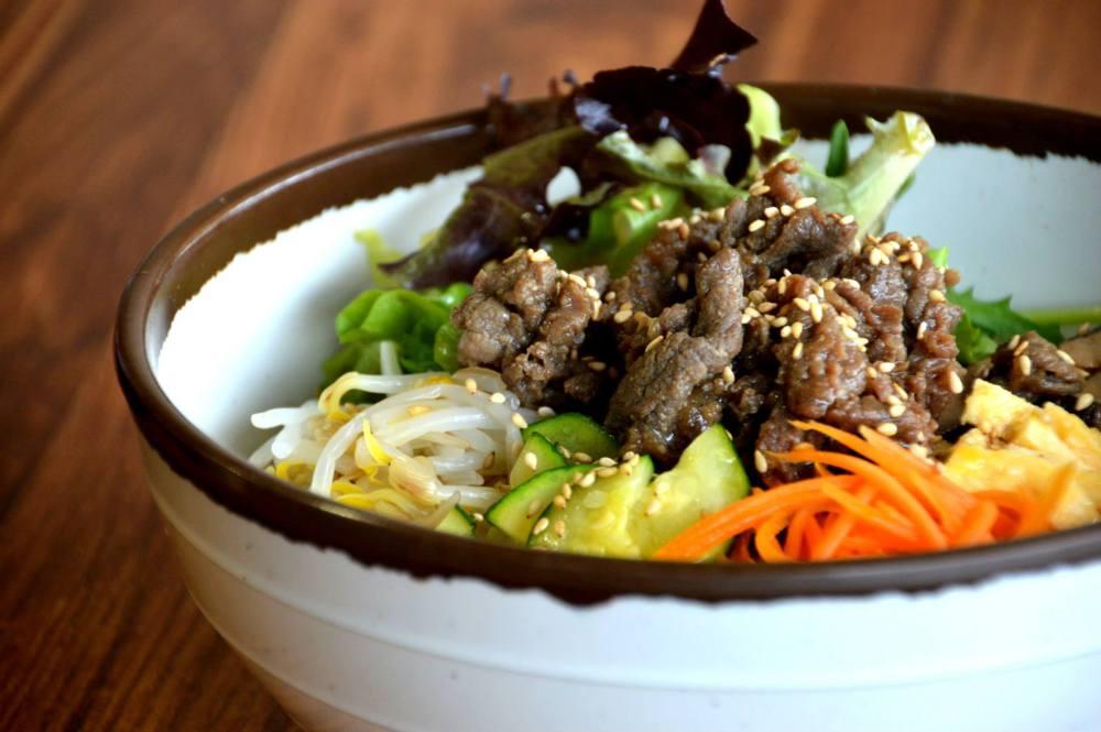 Beef Bibimbap