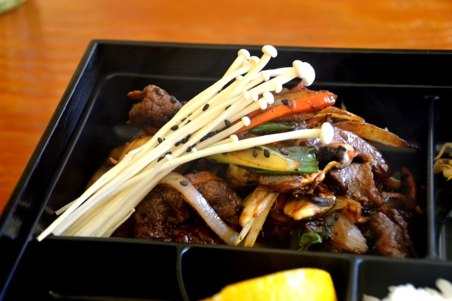 Bulgogi Lunch Box