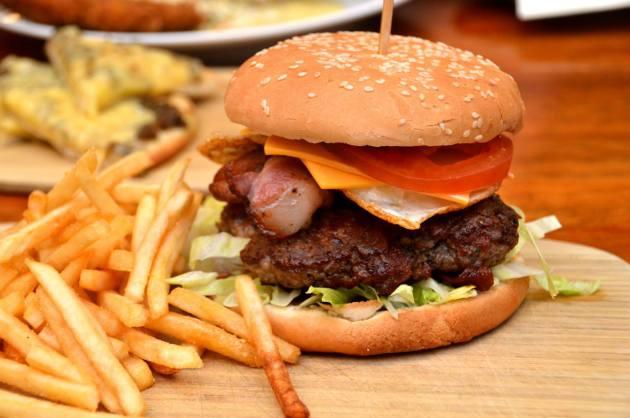 Bloody Big Burger