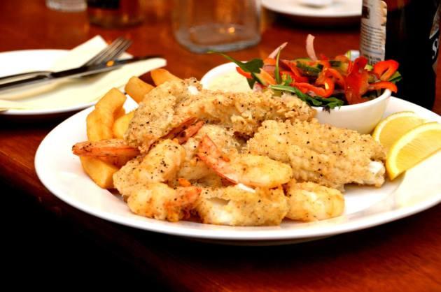 Seafood Trilogy