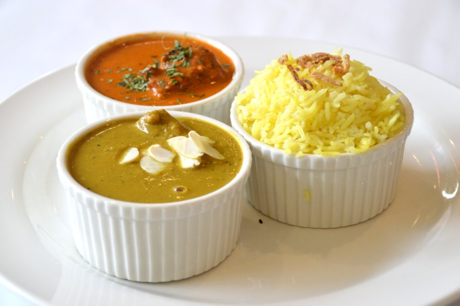 Two Curry Lunch Special