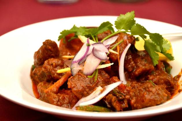 Lamb Methi