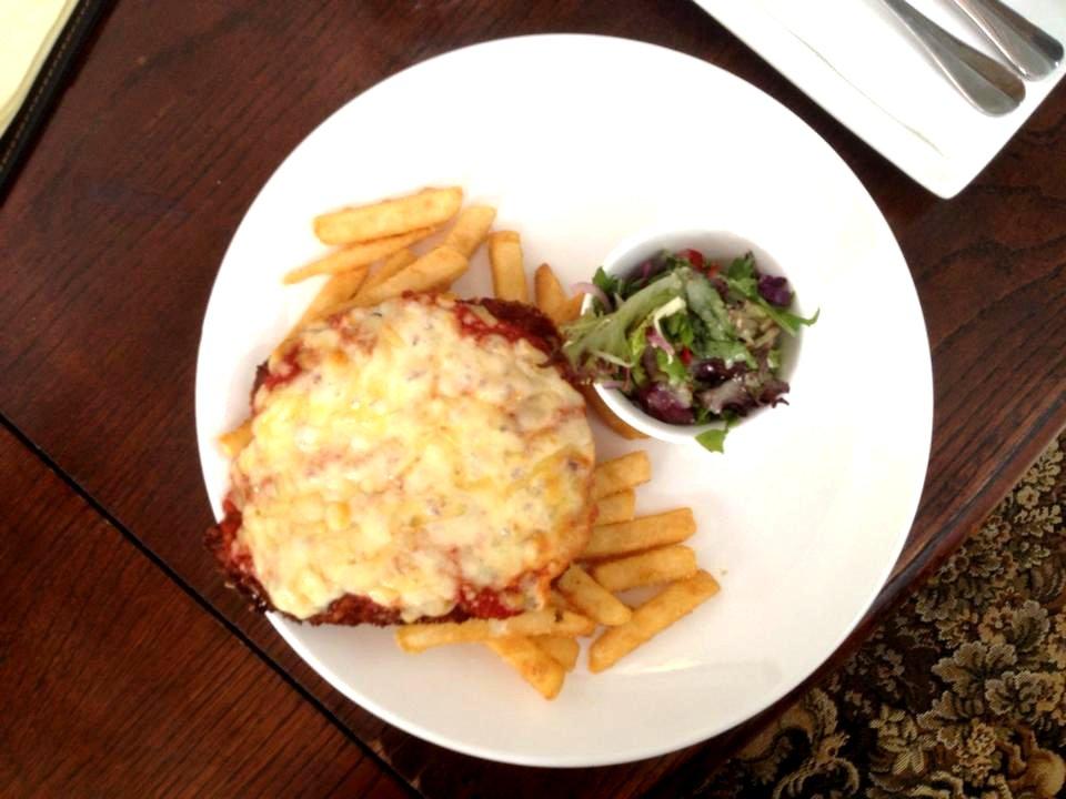 how to make schnitzel parmigiana