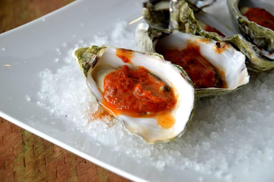 Oysters Diablo