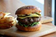 Yankalilla Beef Burger
