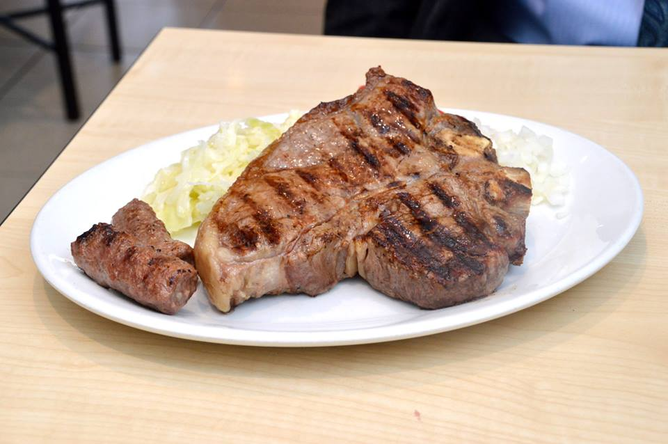 500g T-Bone Steak