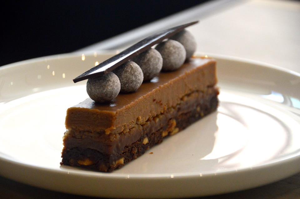 Chocolate Hazelnut Cluster