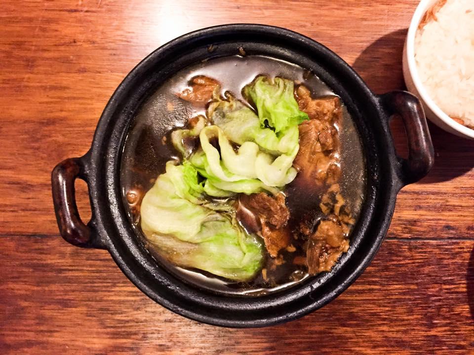 Penang Meat Bone Herbal Soup