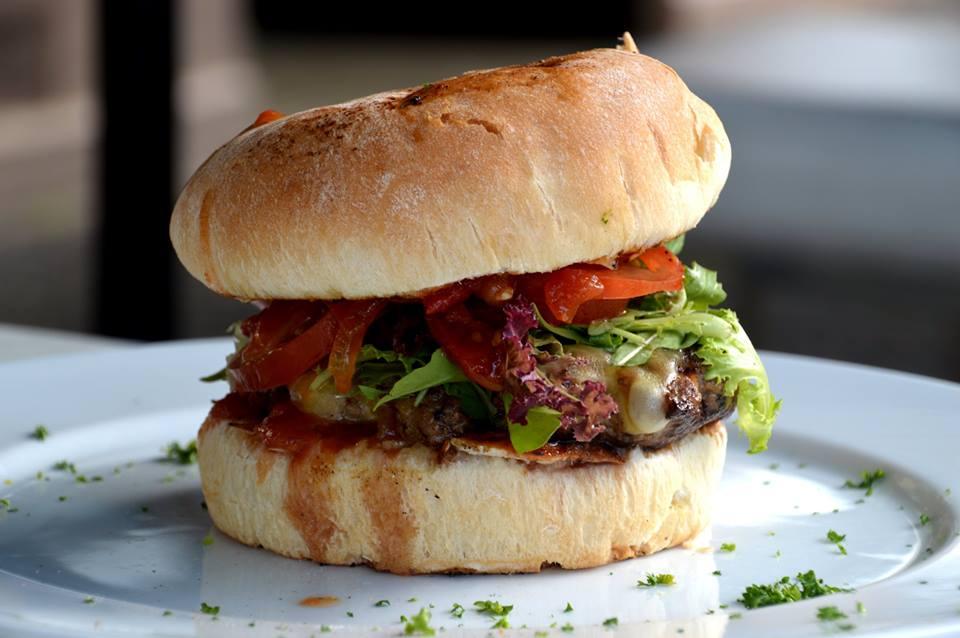 Boss Beef Burger