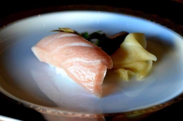 Tuna Belly Nigiri