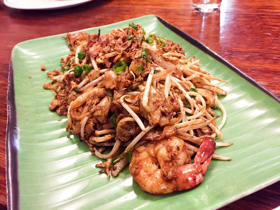 Penang Fried Koey Teow