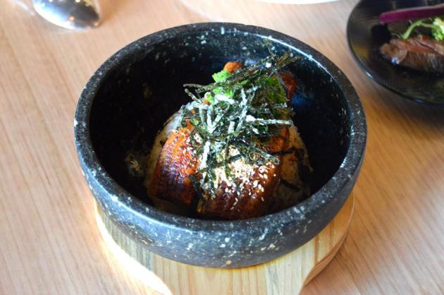 Unagi Eel Rice