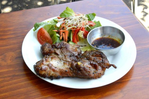 Chicken Inasal BBQ