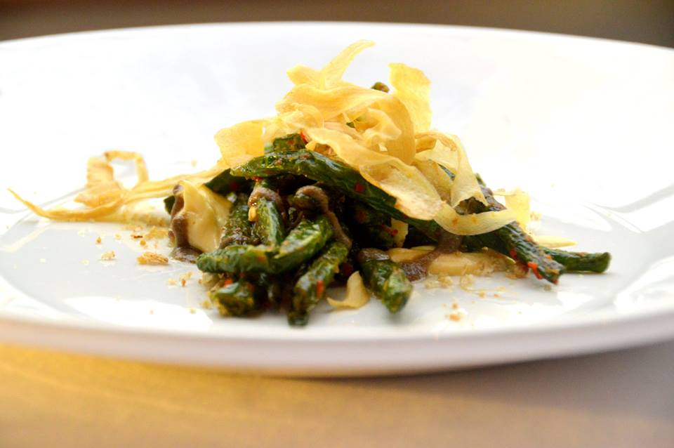 Chilli French Beans