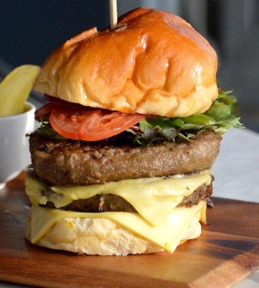 Double Cliff Burger