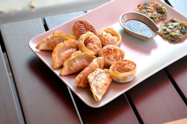 Pan Fried Dumplings