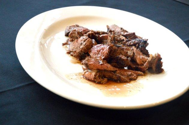 Beef Brisket Navel End