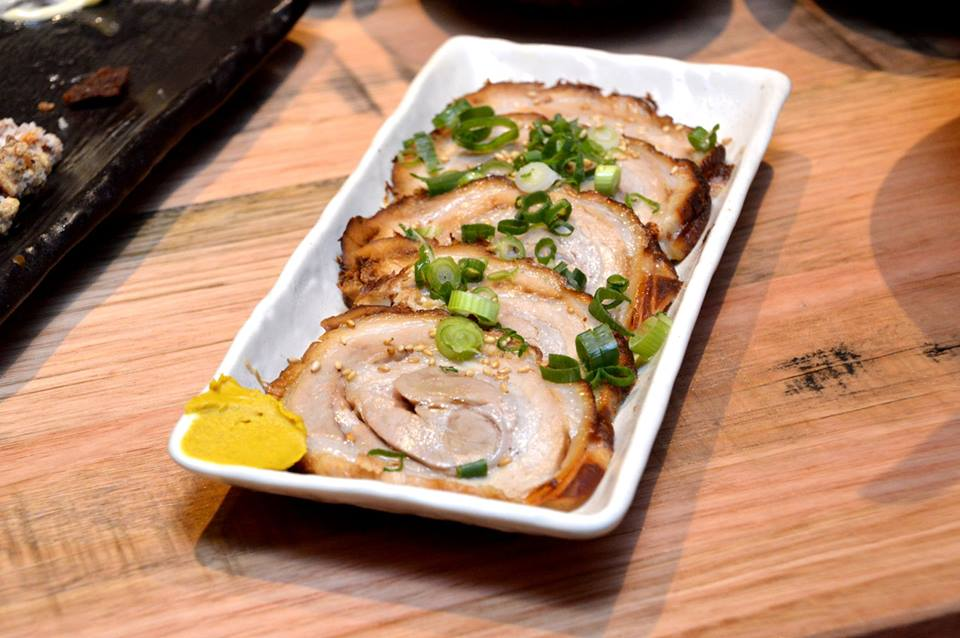 Roast Pork Slices
