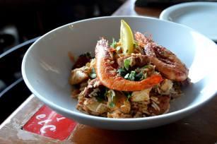 Jambalaya with Shrimp