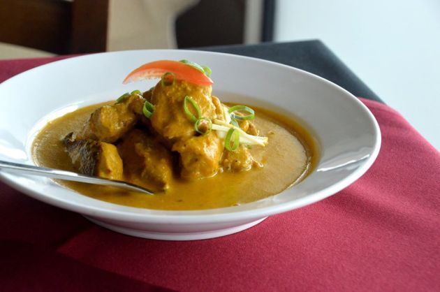 Himalayan Smoked Butter Chicken