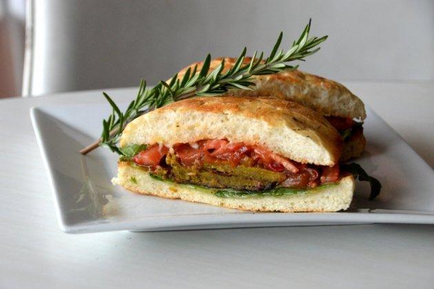 Signature Veggie Burger