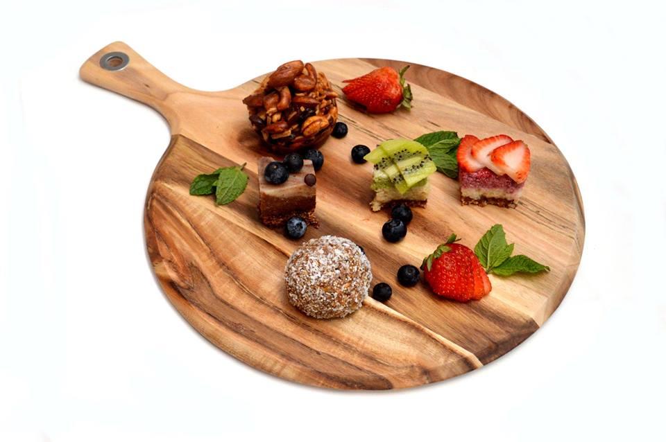 Clean Eating Dessert Sampler