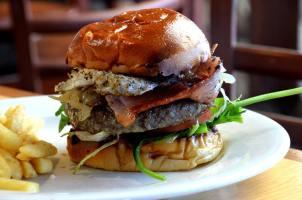 Henley Burger