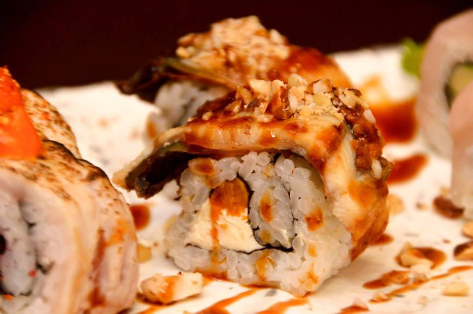 Ibushi Roll