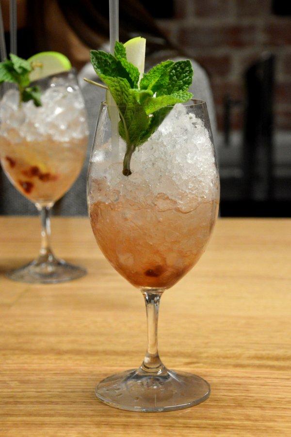 Gin Fizz No.53