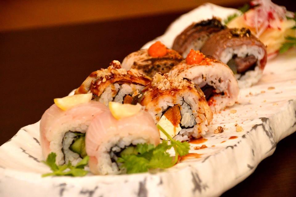 Fusion Sushi Platter