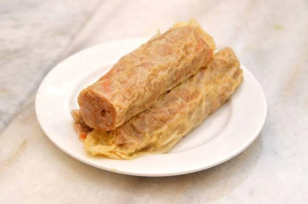 Vegetarian Fu Chook