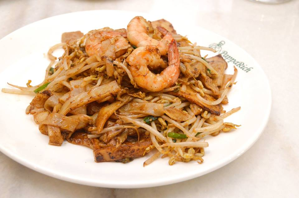 Pappa Char Fried Rice Noodles