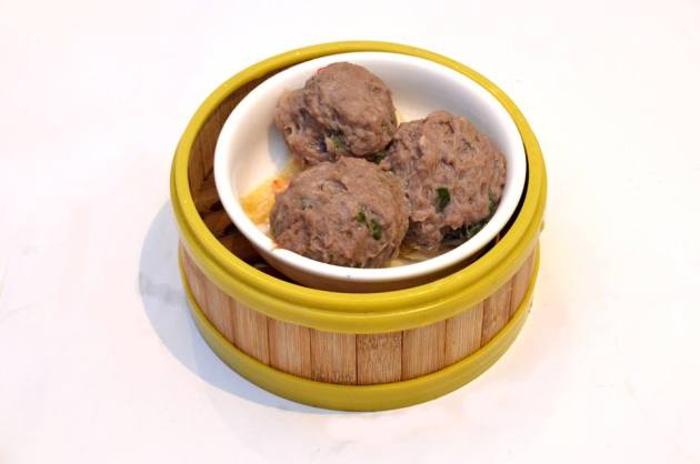 Minced Beef Balls