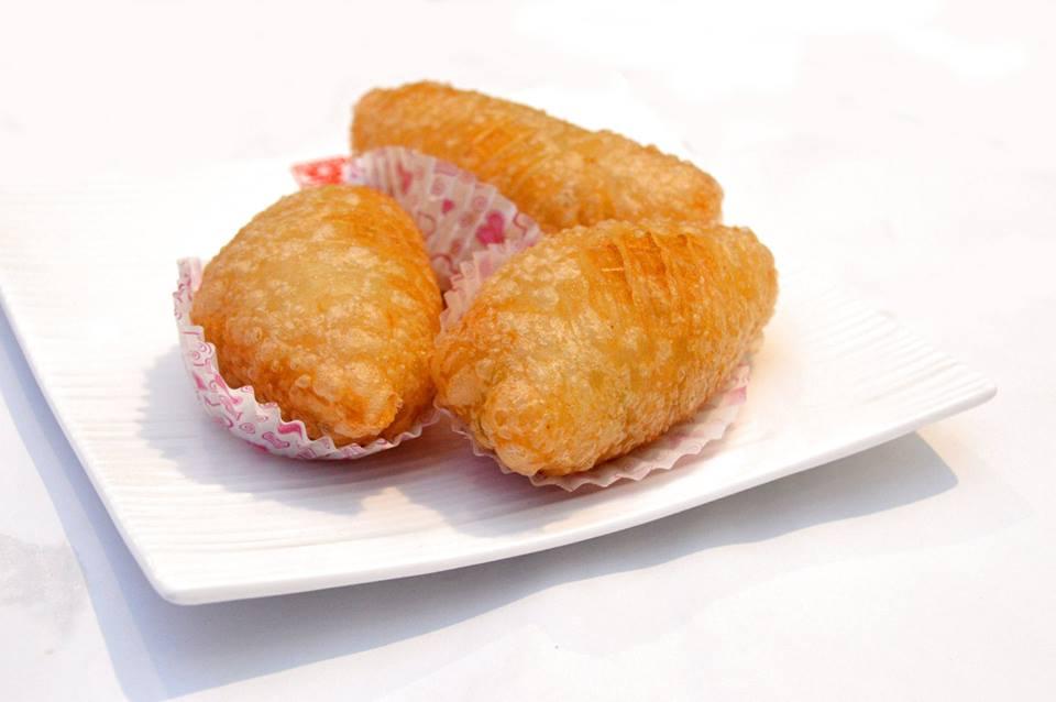 Savoury Pork Dumplings