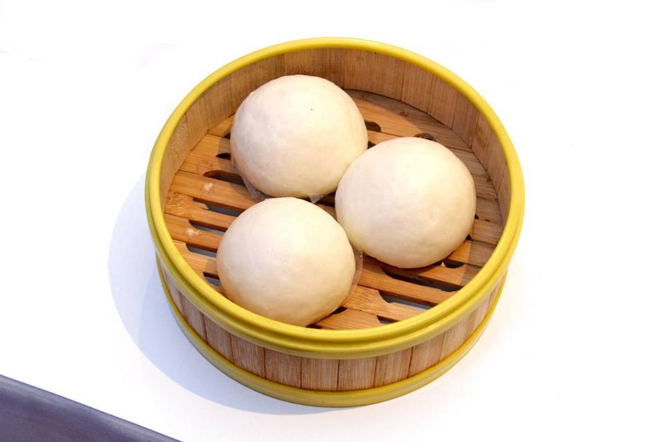 Egg Custard Buns