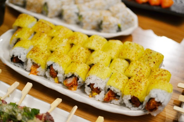 Aburi Cheese Roll