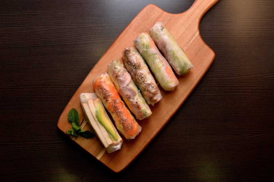 Assorted Cold Rolls