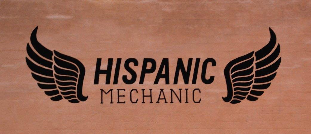 Hispanic Mechanic Restaurant Menu