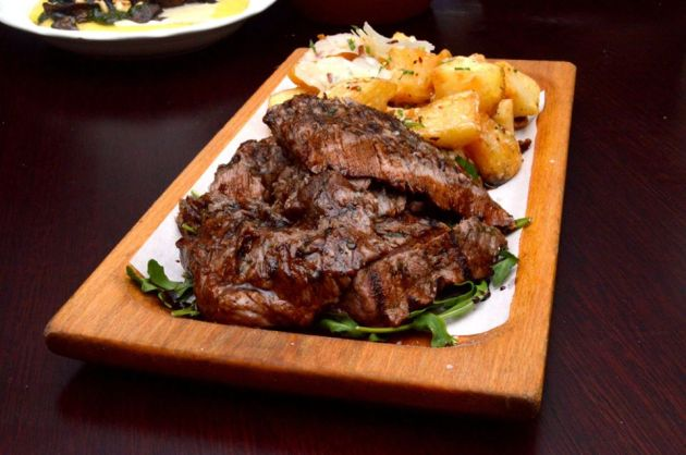 400g Flat Iron Steak